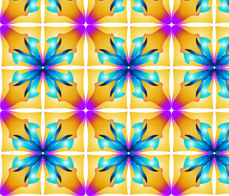 FLOR-1 fabric by miguel_issa on Spoonflower - custom fabric