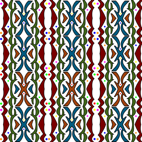 stripes-4 fabric by j__troy on Spoonflower - custom fabric