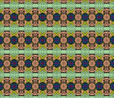 Flizzip fabric by j__troy on Spoonflower - custom fabric