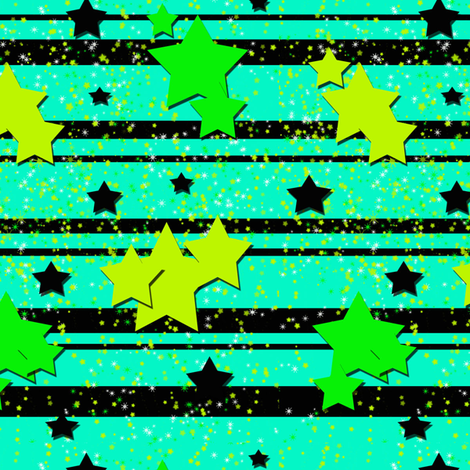starsstripes fabric by garritygal on Spoonflower - custom fabric