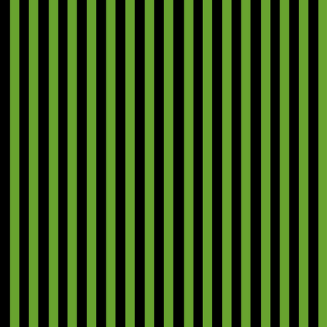 Green and black stripes (The green Corset Collection) fabric by whimzwhirled on Spoonflower - custom fabric