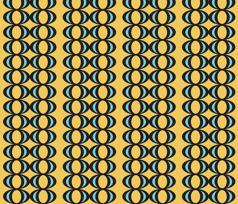 Sunshine fabric by designedtoat on Spoonflower - custom fabric