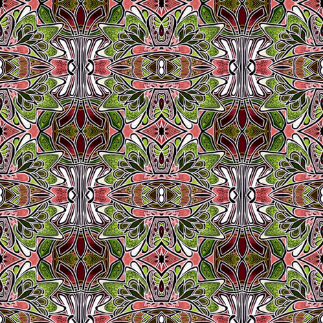 Couch Safari Jungle fabric by edsel2084 on Spoonflower - custom fabric