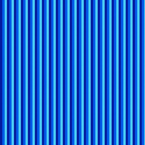 Blue stripes (Blue bayou companion fabric)