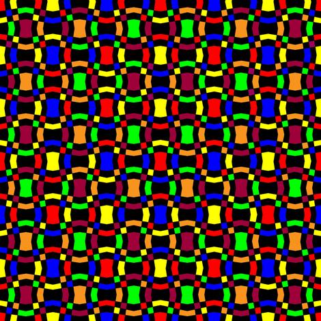 Fiballcolor fabric by j__troy on Spoonflower - custom fabric