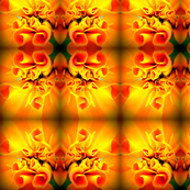 Daffodil Twirls