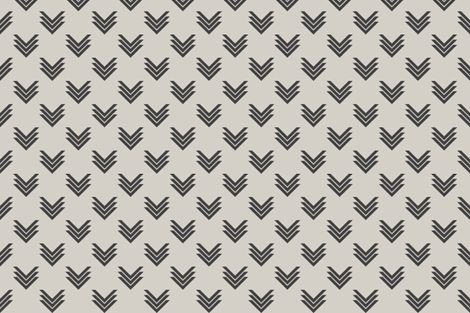 Chevrons fabric by candyjoyce on Spoonflower - custom fabric