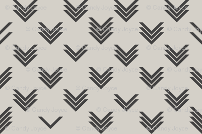 Varied Chevrons