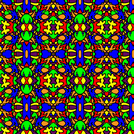 Kaleidocolors fabric by j__troy on Spoonflower - custom fabric