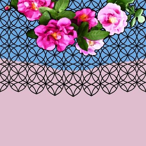 Rose_Garland_blue_pink_black_lace_9d__8_x72