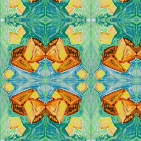 CornBread fabric by kkitwana on Spoonflower - custom fabric