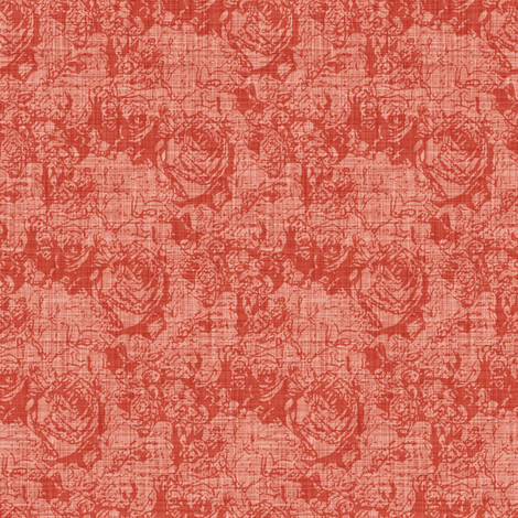 Lush Tones - Blush fabric by inscribed_here on Spoonflower - custom fabric