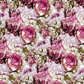 Lush Garden - Rose