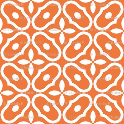 Mosaic - Orange