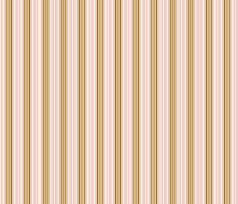 Pink Stripes fabric by mutanthelianthus on Spoonflower - custom fabric