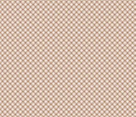 Pink Lattice fabric by mutanthelianthus on Spoonflower - custom fabric