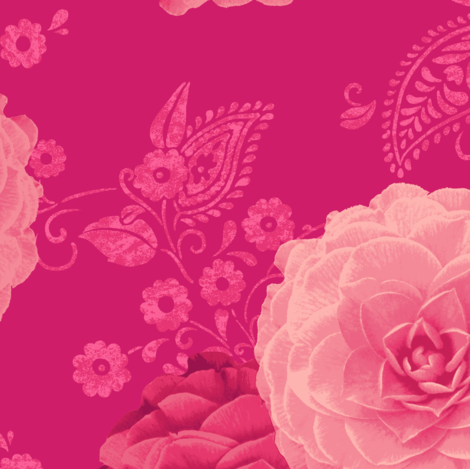 Ruby fabric by neatdesigns on Spoonflower - custom fabric