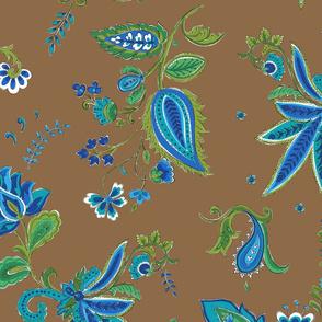 Java paisley