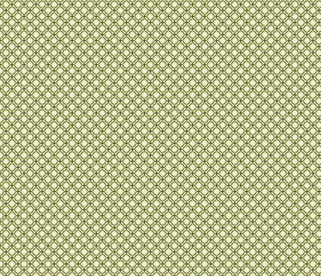 Green Lattice fabric by mutanthelianthus on Spoonflower - custom fabric