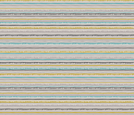 FLAG_STRIPE_BLUE fabric by glorydaze on Spoonflower - custom fabric