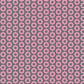 Pink Flower Coordinate