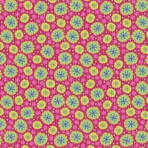 Kantha Floral 6