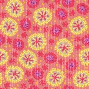 Kantha Floral 7