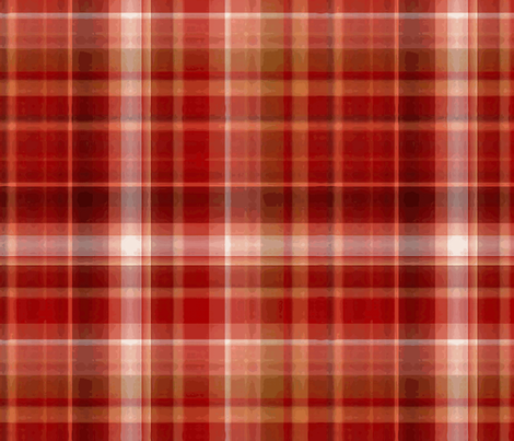 Pomegranate Plaid fabric by oranshpeel on Spoonflower - custom fabric