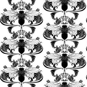 Original Cicada Damask