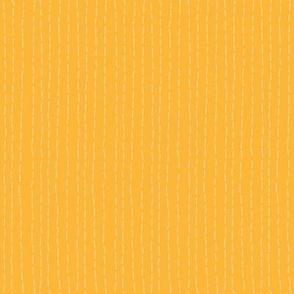 Kantha Stitch Marigold