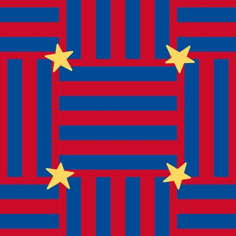 Rrrrstars_and_stripes_parquet_red_and_navy_blue_gold_stars_150_shop_preview