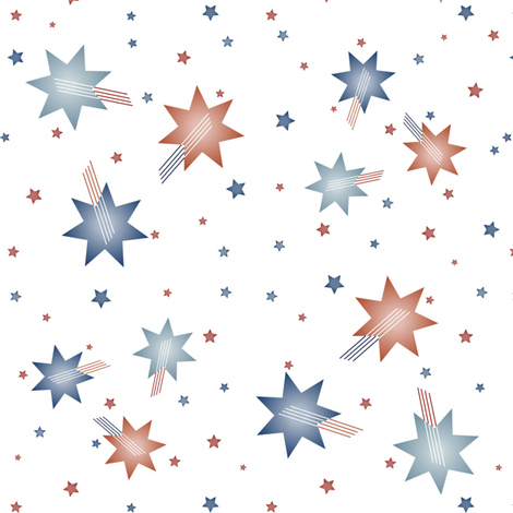Stars_and_Stripes_by_SeptemberHouse fabric by septemberhouse on Spoonflower - custom fabric