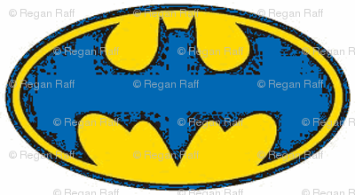 Batman-color edit blue