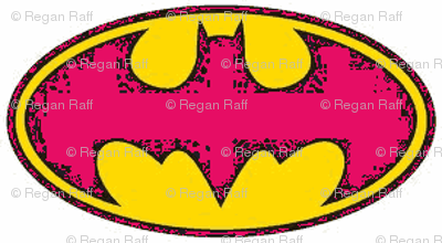 Batman-color edit pink