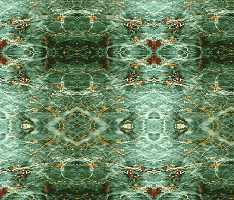 Green Stone fabric by flyingfish on Spoonflower - custom fabric