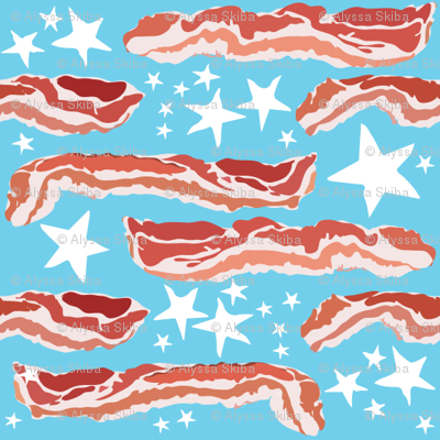 America The Bacon-Ful
