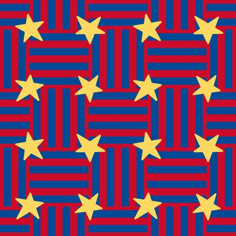 Rrrrrrrrstars_and_stripes_parquet_red_and_navy_blue_large_gold_stars_150_shop_preview