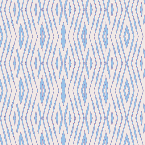 sky kilim fabric by keweenawchris on Spoonflower - custom fabric