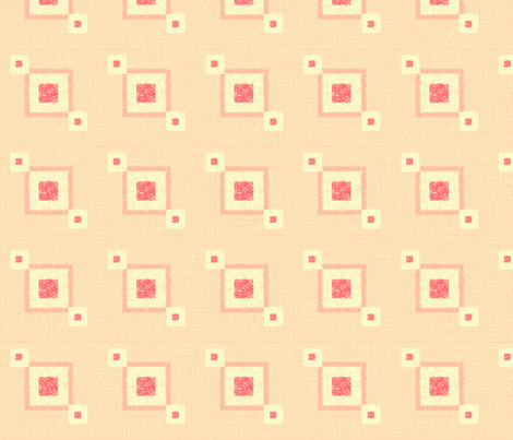Retro Squares, ATD 801 fabric by arttreedesigns on Spoonflower - custom fabric