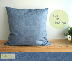 Surf in Indigo