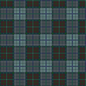 Tartan of an arrow slinging clan: Ver. 2 Brave