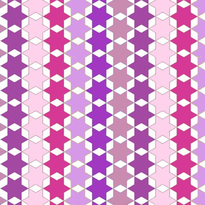 Stripes_of_Stars pink and purple