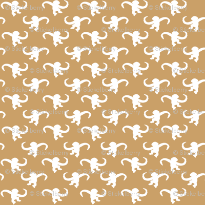 Barrel Monkeys in Beige
