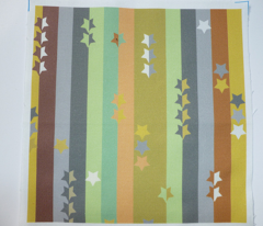 Stripes and stars - boys multi