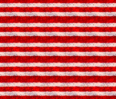 Stars And Stripes Red And White Stripes, ATD 515 fabric by arttreedesigns on Spoonflower - custom fabric