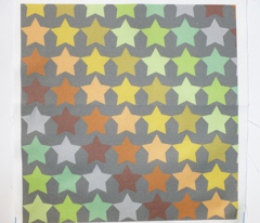 stripes of stars - diagonal - boys multi