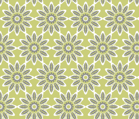Lilu fabric by alisontauber on Spoonflower - custom fabric
