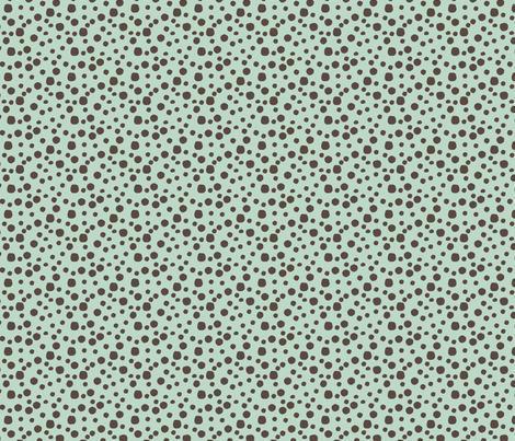 Mini-Dot-2-Page-Blue fabric by angie_mac on Spoonflower - custom fabric