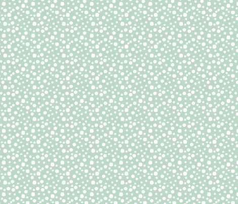 Mini-Dot-3-Page-Blue fabric by angie_mac on Spoonflower - custom fabric