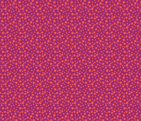 Mini-Dot-3-Page-Pink fabric by angie_mac on Spoonflower - custom fabric